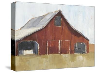 Rustic Red Barn I