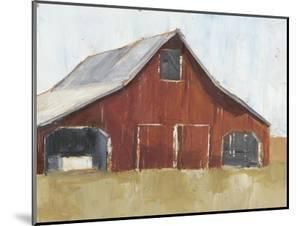 Rustic Red Barn I by Ethan Harper