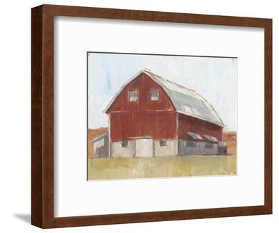 Rustic Red Barn II