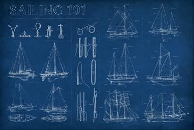 Sailing Infograph by Ethan Harper