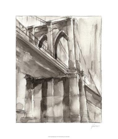 Sepia Bridge Study II