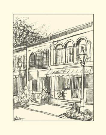 Sketches of Downtown V