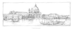 Sketches of Venice V by Ethan Harper