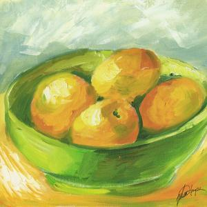 Small Bowl of Fruit I by Ethan Harper