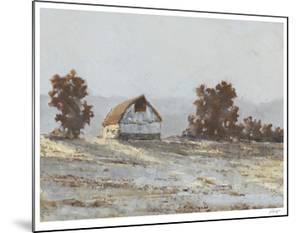 Snow Covered Hillside I by Ethan Harper