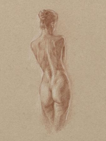 Standing Figure Study II by Ethan Harper