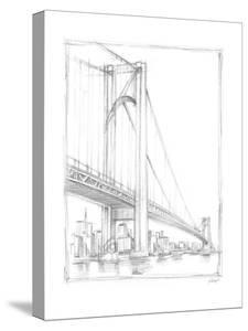 Suspension Bridge Study I by Ethan Harper