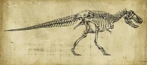 Tyrannosaurus Rex Study by Ethan Harper