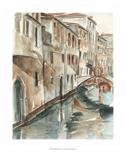 Venetian Watercolor Study II by Ethan Harper