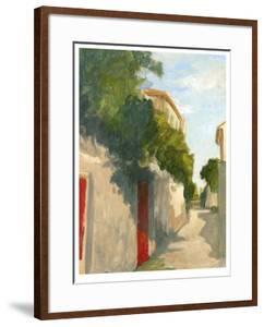 Village Street II by Ethan Harper