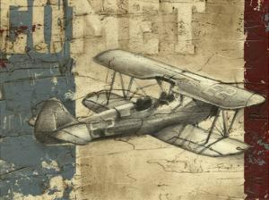 Vintage Aircraft I by Ethan Harper