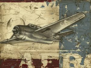 Vintage Aircraft II by Ethan Harper