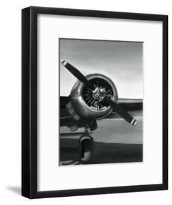 Vintage Flight III by Ethan Harper