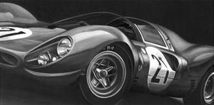 Vintage Racing II by Ethan Harper