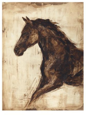 Weathered Equestrian I by Ethan Harper