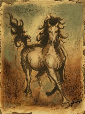 Wild Horses I by Ethan Harper