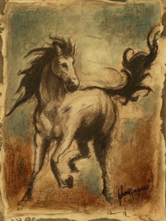 Wild Horses II by Ethan Harper