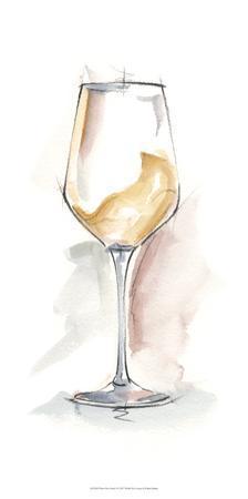 Wine Glass Study I