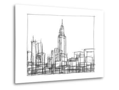 Wire Frame Cityscape II