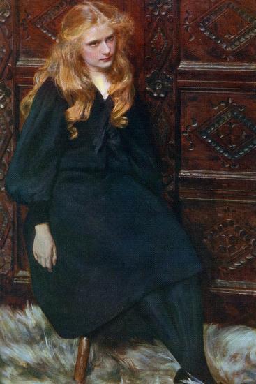 Ethel, 1897-Ralph Peacock-Giclee Print
