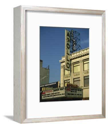 Apollo Theatre, Harlem, New York City, United States of America, North America