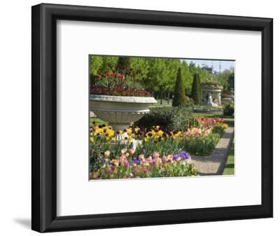 Avenue Gardens, Regent's Park, London, England, United Kingdom, Europe