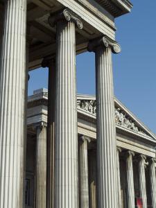British Museum, London, England, United Kingdom by Ethel Davies