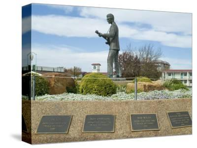 Buddy Holly, Walk of Fame, Lubbock, Texas, USA