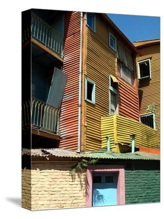 Caminito (Little Street), La Boca, Buenos Aires, Argentina, South America