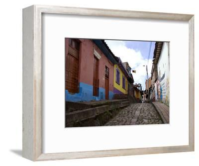 Candelaria, the Historic District, Bogota, Colombia, South America