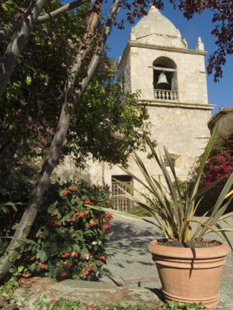 Carmel Mission, California, USA