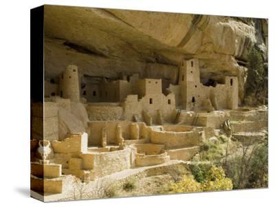 Cliff Palace, Mesa Verde National Park, Unesco World Heritage Site, Colorado, USA