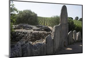 Coddhu Vecchju (Tomba Di Giganti) by Ethel Davies