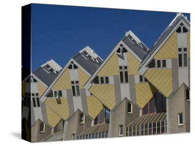 Cubic House (Kubuswoningen), Designed by Piet Blom, Rotterdam, Netherlands, Europe