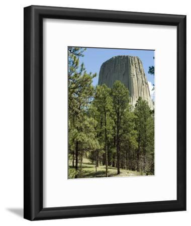 Devil's Tower National Monument, Wyoming, USA