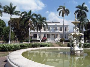 Devon House National Heritage Site, Kingston, Jamaica, West Indies, Caribbean, Central America by Ethel Davies