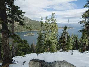 Emerald Bay, Lake Tahoe, California, USA by Ethel Davies