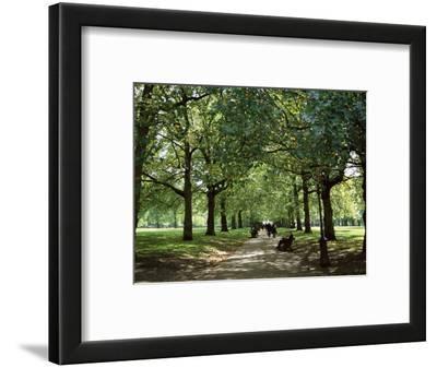 Green Park, London, England, United Kingdom