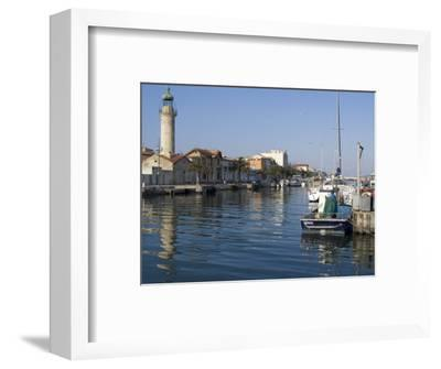 Harbour, Le Grau Du Roi, Languedoc, France, Europe