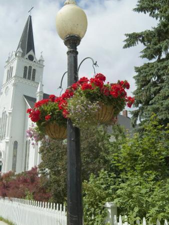 Historic District, Mackinac Island, Michigan, USA