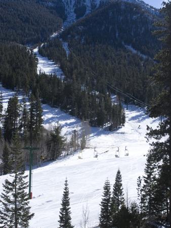 Las Vegas Ski and Snowboard Resort, Mount Charleston, Near Las Vegas, Nevada, United States of Amer