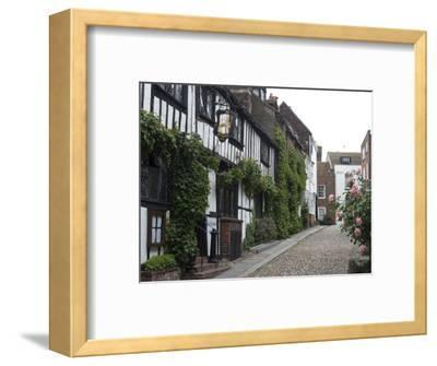 Mermaid Inn, Mermaid Street, Rye, Sussex, England, United Kingdom, Europe