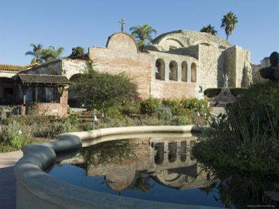 Mission San Jaun Capistrano, California, USA