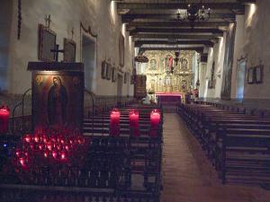 Mission San Juan Capistrano, California, USA by Ethel Davies