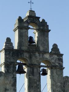 Mission San Juan, San Antonio, Texas, USA by Ethel Davies