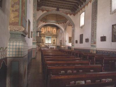 Mission San Luis Rey, California, USA