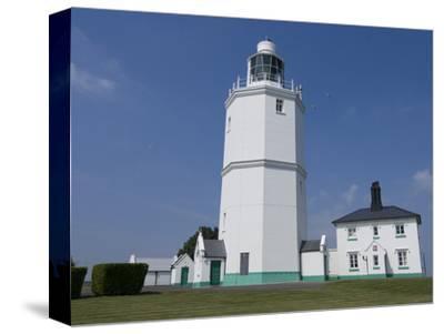 North Foreland Lighthouse, Broadstairs, Kent, England, United Kingdom, Europe