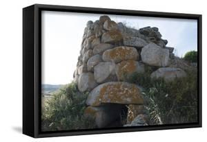 Nuraghe Izzana, One of the Largest Nuraghic Ruins in the Province of Gallura, Dating from 1600 Bc by Ethel Davies