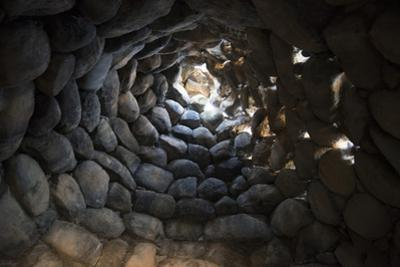 Nuraghe Izzana, One of the Largest Nuraghic Ruins in the Province of Gallura, Dating from 1600 Bc