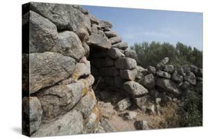 Nuraghe Tuttusoni, One of the Nuraghic Ruins in the Province of Gallura, Sardinia, Italy by Ethel Davies